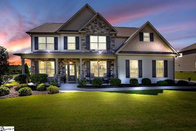 Simpsonville Single Family Home For Sale: 5 Scotts Bluff