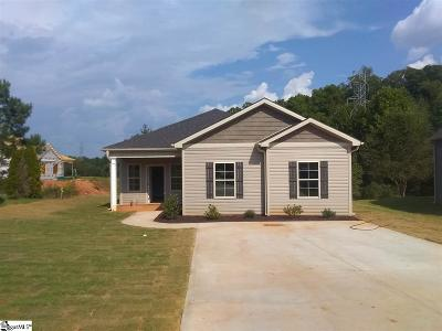 Anderson Single Family Home For Sale: 3 Cringle