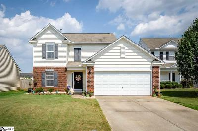 Greenville SC Single Family Home For Sale: $187,900