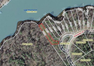 Greenwood County Residential Lots & Land For Sale: Lt 1 Headwater