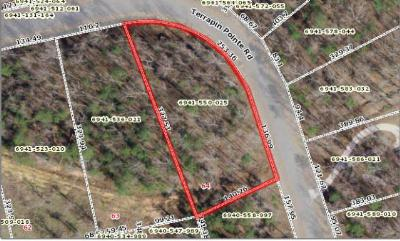 Greenwood County Residential Lots & Land For Sale: 422 Terrapin Pointe Rd