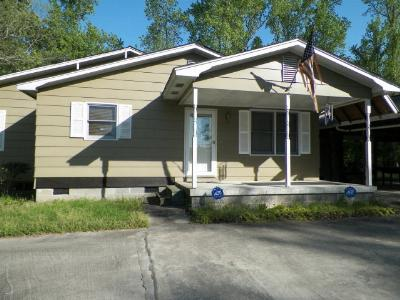 Greenwood County Single Family Home For Sale: 115 Lemon Tree Rd