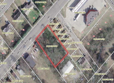 Ware Shoals Residential Lots & Land For Sale: 17 Camak Avenue