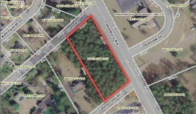 Greenwood Residential Lots & Land For Sale: 102 Pinecrest Dr.