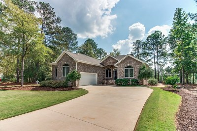 Greenwood County Single Family Home For Sale: 107 Musket Lane