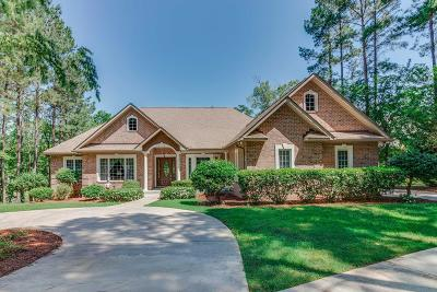 Greenwood County Single Family Home For Sale: 346 Compass Point