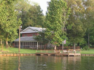 Greenwood County Single Family Home For Sale: 515 Rabbit Run