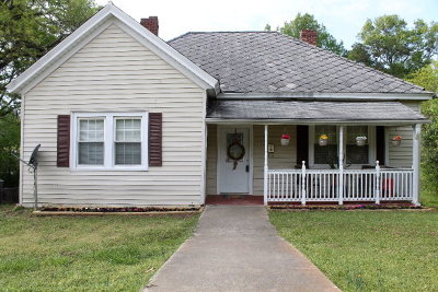 Greenwood County Single Family Home For Sale: 35 W Main Street