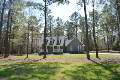 Greenwood County Single Family Home For Sale: 345 Compass Point