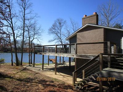 Abbeville SC Single Family Home For Sale: $229,900