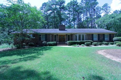 Greenwood Single Family Home For Sale: 106 Whispering Pine