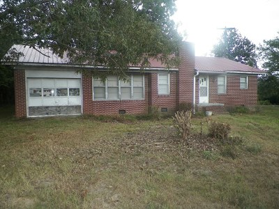 Abbeville Single Family Home For Sale: 88 Hwy 184