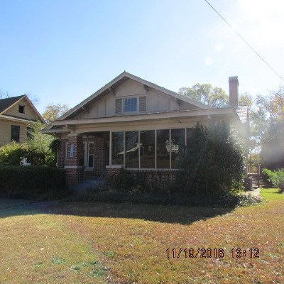 Greenwood County Single Family Home For Sale: 512 East Cambridge Ave