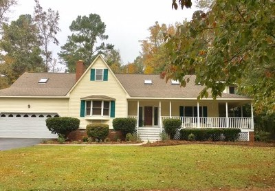 Greenwood County Single Family Home For Sale: 320 Plantation Drive