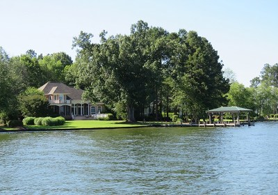 Greenwood County Single Family Home For Sale: 242 Compass Point