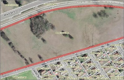 Greenwood County Residential Lots & Land For Sale: Main Street E Ninety Six Hwy