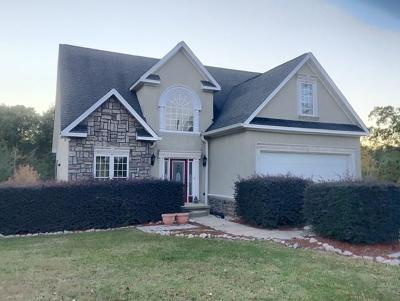 Greenwood Single Family Home For Sale: 113 Ridge Point