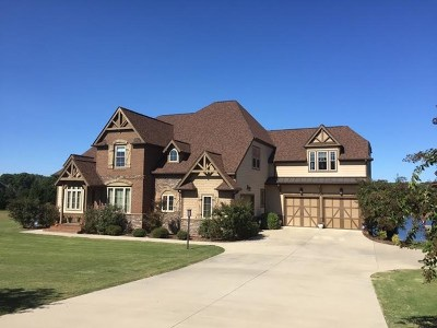 Greenwood County Single Family Home For Sale: 301 Gentry Run