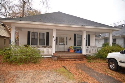 Greenwood County Single Family Home For Sale: 216 Durst