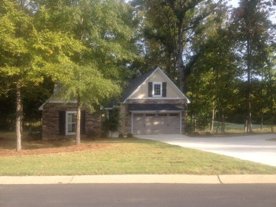 Greenwood County Single Family Home For Sale: 103 Battle Ridge Ct.