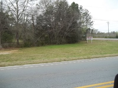 Greenwood County Residential Lots & Land For Sale: 109 Deadfall Rd. W