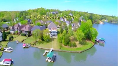 Greenwood County Single Family Home For Sale: 116 Reedy Cove Lane
