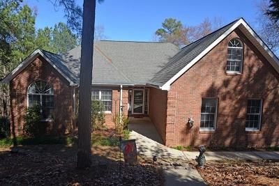 Greenwood Single Family Home For Sale: 208 Ferry Cove