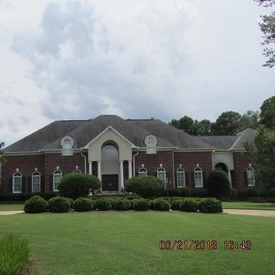 Greenwood County Single Family Home For Sale: 125 Cedar Drive N