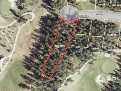 Greenwood County Residential Lots & Land For Sale: 135 W Gunnery Ct