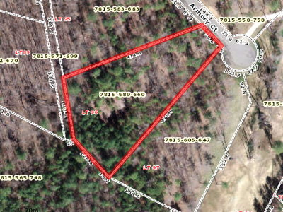 Greenwood County Residential Lots & Land For Sale: Lot 96 Armory