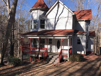 Greenwood County Single Family Home For Sale: 508 Eagels Harbor Drive
