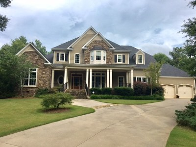 Greenwood County Single Family Home For Sale: 105 Sawgrass Place