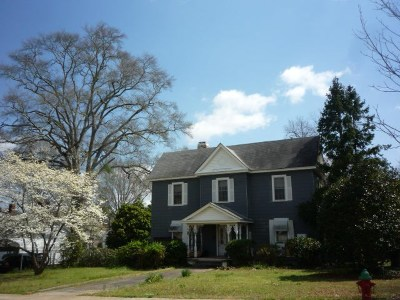 Abbeville Single Family Home For Sale: 300 Greenville Street