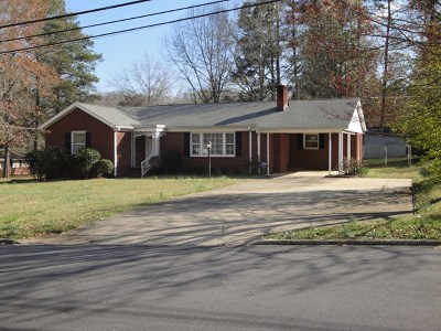 Abbeville Single Family Home For Sale: 201 Sunset Dr.