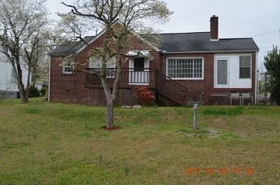 Ware Shoals Single Family Home For Sale: 24 Saluda Ave