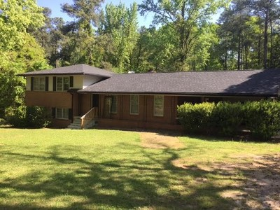 Greenwood County Single Family Home For Sale: 114 Highland Dr.