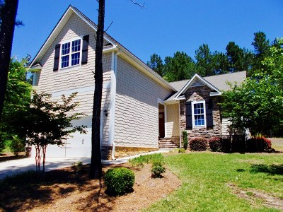 Greenwood County Single Family Home For Sale: 320 Arsenal Dr