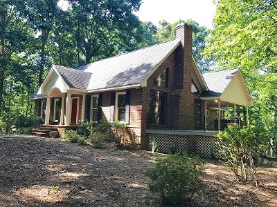 Greenwood Single Family Home For Sale: 132 Klugh Rd