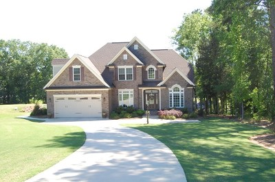 Greenwood County Single Family Home For Sale: 109 Verde Court