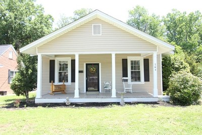 Greenwood County Single Family Home For Sale: 706 North
