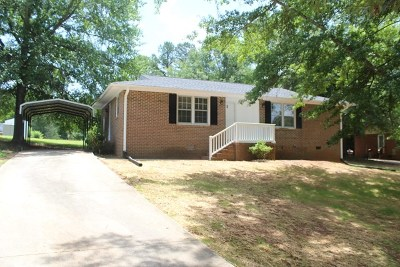 Ware Shoals Single Family Home For Sale: 73 Audubon