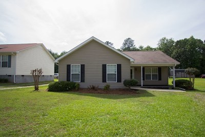 Greenwood County Single Family Home For Sale: 1311 Evans Pond Rd