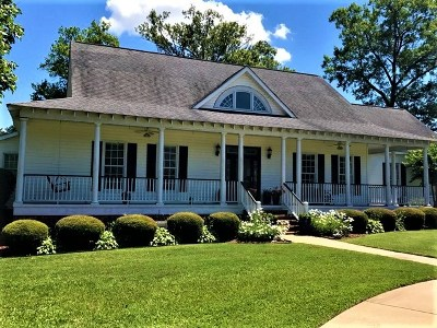 Greenwood County Single Family Home For Sale: 305 Shadowood