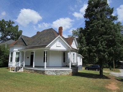 Abbeville Single Family Home For Sale: 800 North Main Street