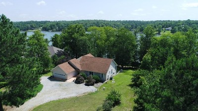 Greenwood County Single Family Home For Sale: 740 Eagles Harbor