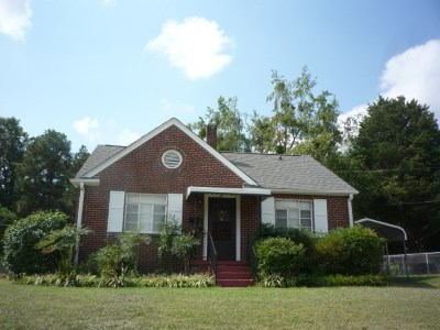 Abbeville Single Family Home For Sale: 107 McGowan Avenue