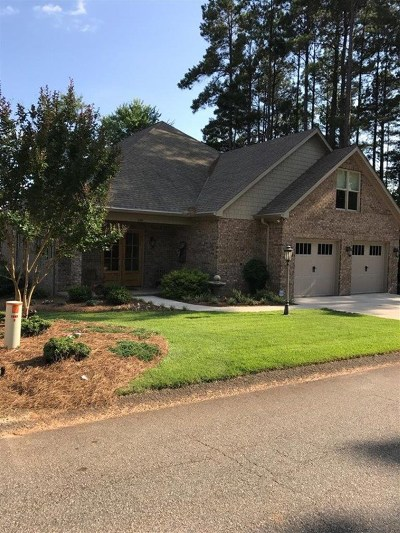 Greenwood County Single Family Home For Sale: 348 Nautical Way