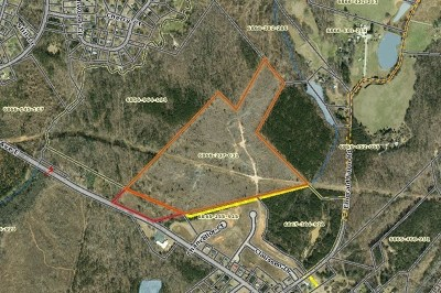 Greenwood County Residential Lots & Land For Sale: E Cambridge Avenue