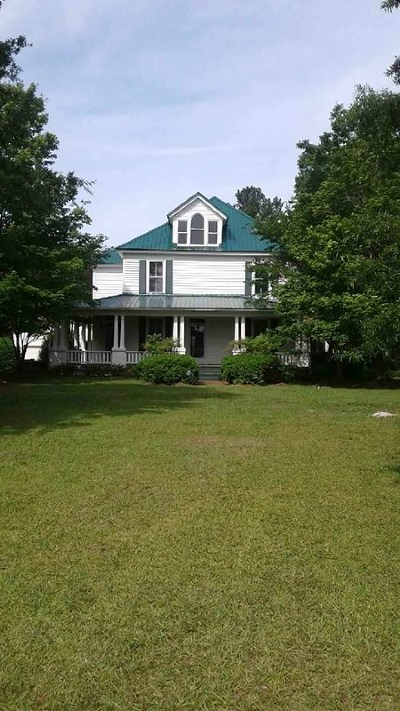 Greenwood County Single Family Home For Sale: 4902 Hwy 25 South