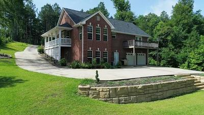 Greenwood County Single Family Home For Sale: 816 Eagles Harbor